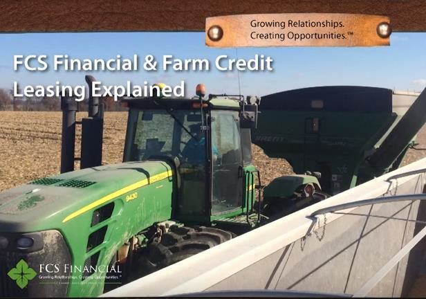 FCS Financial & Farm Credit Leasing Explained