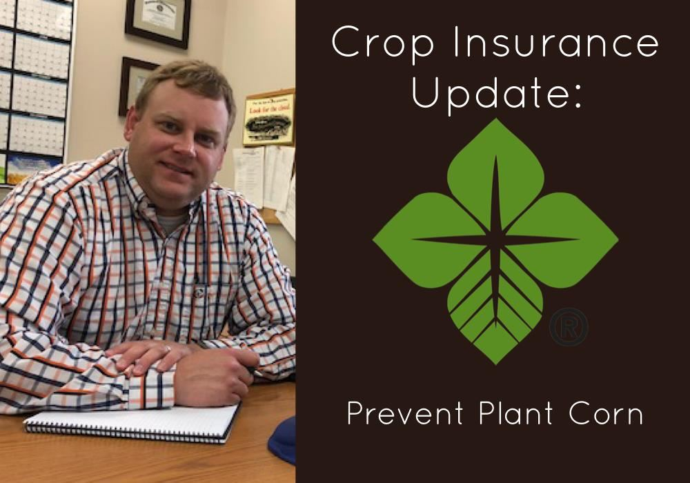 Prevent plant corn update from FCS Financial