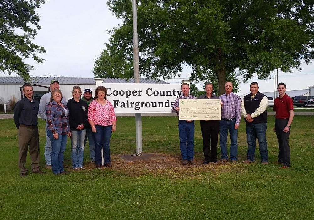 Cooper County Foundation Recipient