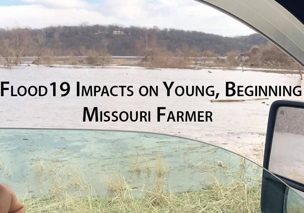 Robert & Carleigh Wiliams discuss Missouri River flooding