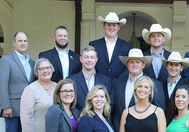 King Institute for Ranch Management participants