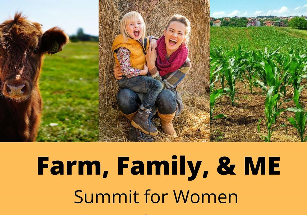 Farm, Family and Me Summit for Women