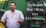 Tim Barnes an FCS Financial member-owner customer